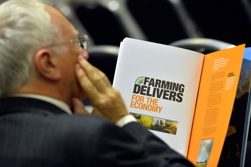 NFU to talk farming at fringe events as party conference season starts