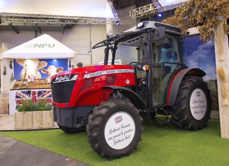 'Back British Farming' message delivered to party conferences