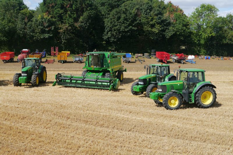Second-hand machinery sales continue to boom