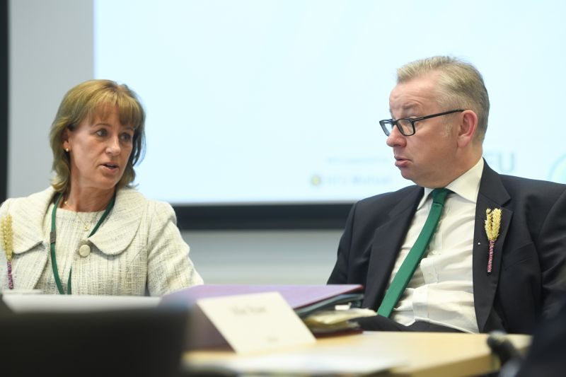 NFU urges food production to be at heart of Ag Bill as Second Reading starts