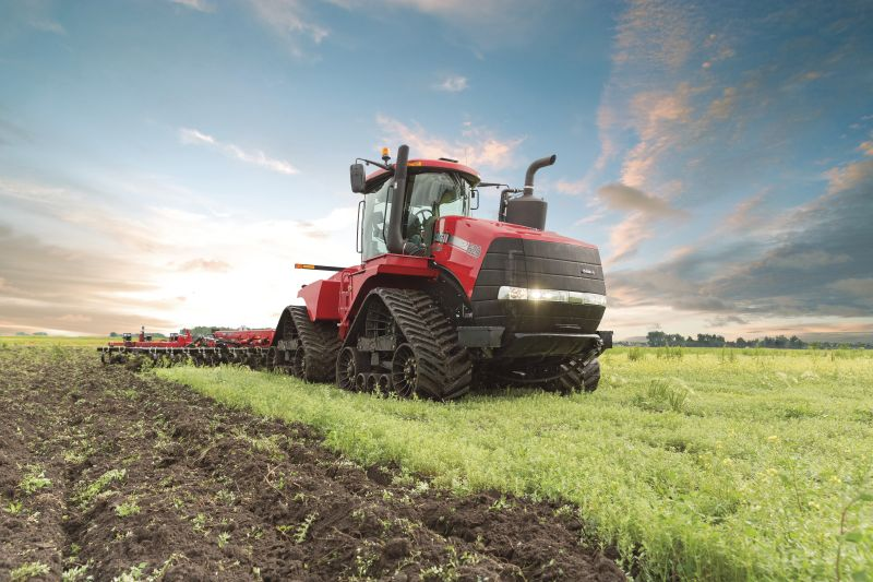 Top 10 most powerful tractors in the world - FarmingUK News