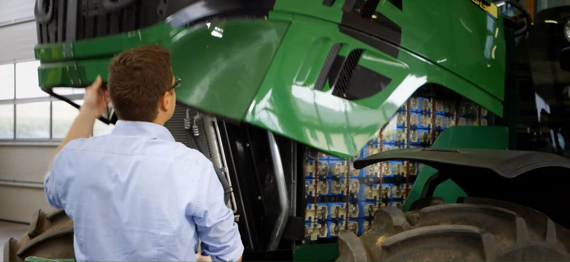 Growing opportunities for electric vehicles on farm