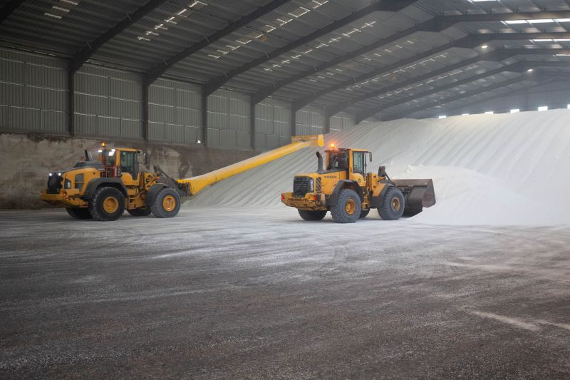 Urea is an inexpensive form of nitrogen fertiliser, and there is growing demand in the UK
