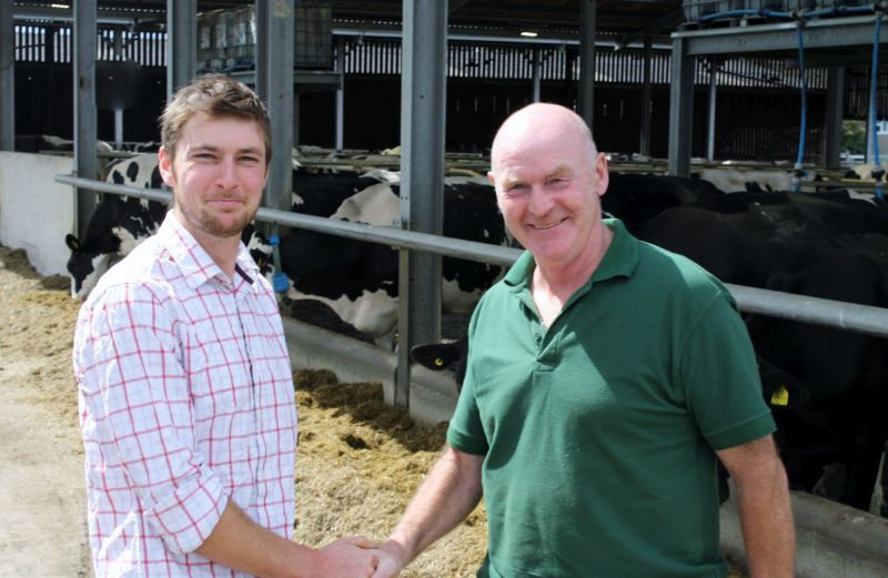 Cow comfort top priority for latest strategic dairy farm