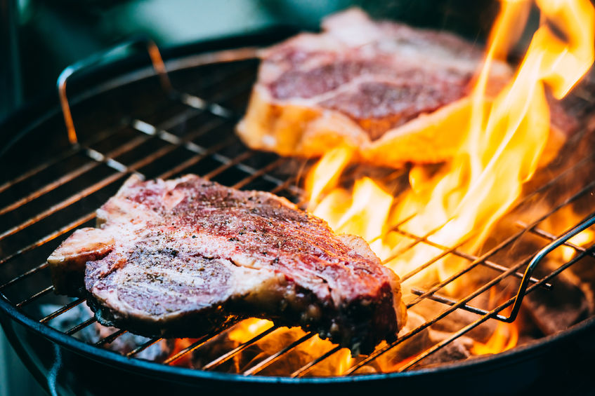 Heatwave boosts meat sales amid declining consumption