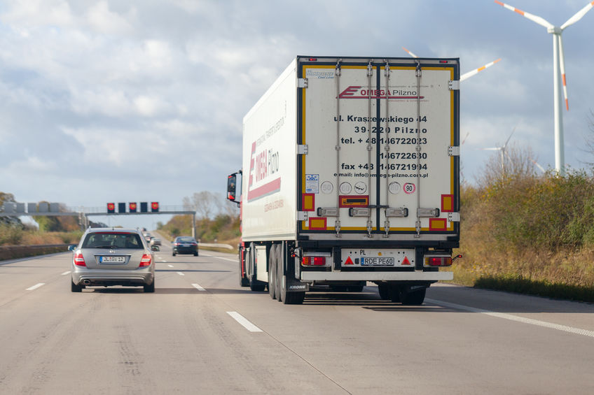 Hauliers have been told to take action to reduce risk of ASF reaching the UK