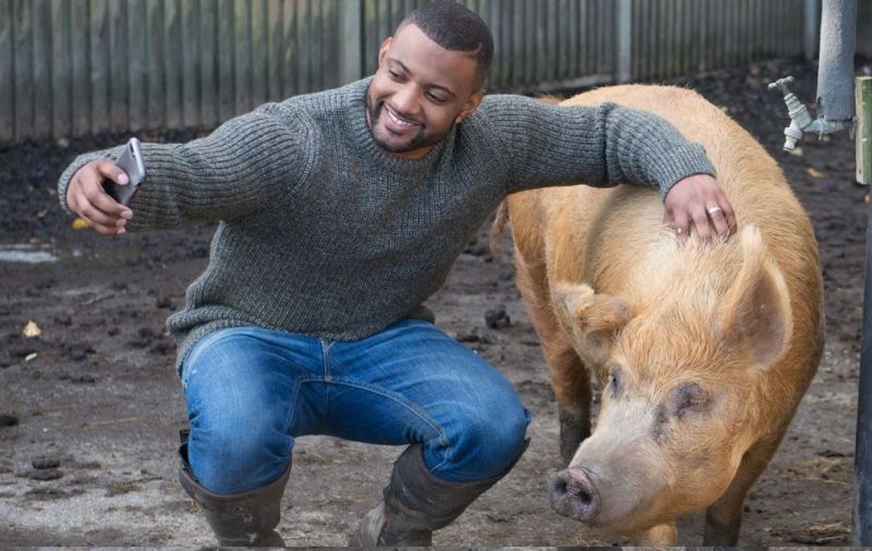 Former JLS boyband member fronts campaign to get millenials farming