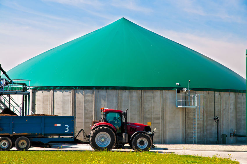 Farmers operating AD plants can now claim two payments