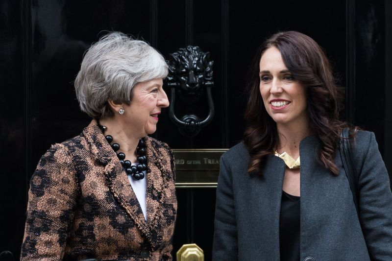 Sheep farmers should not be nervous about New Zealand, PM Ardern says