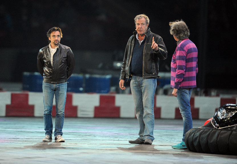 Jeremy Clarkson has revealed his passion for farming when he isn't on the road for The Grand Tour (Photo: David Fisher/Shutterstock)