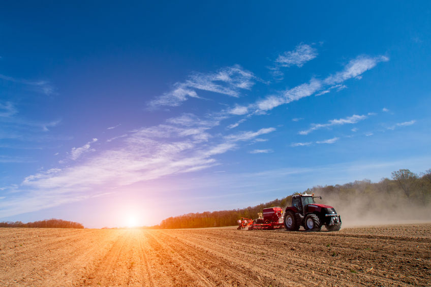 Outdoor workers, such as those in the agricultural sector, are at greater risk from skin damage and sunburn
