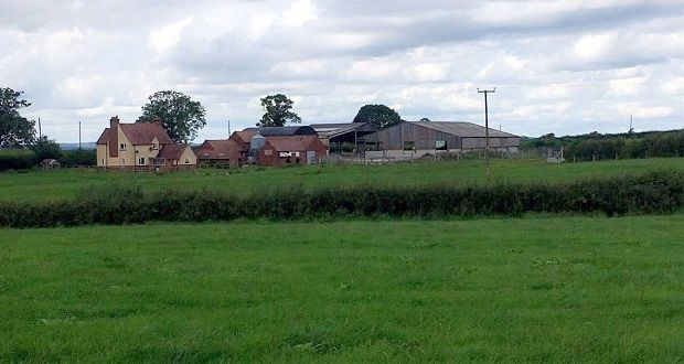 Staffordshire council to sell farms to raise money for public services