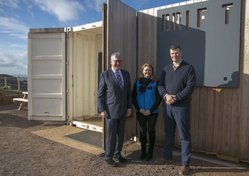 The two new agri-tourism monitor farms will work with other farms looking to diversify into agri-tourism