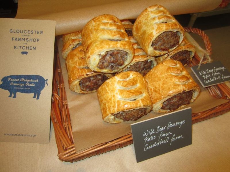 Farm which sells 'sausage rolls of exceeding enormity' wins £10k investment