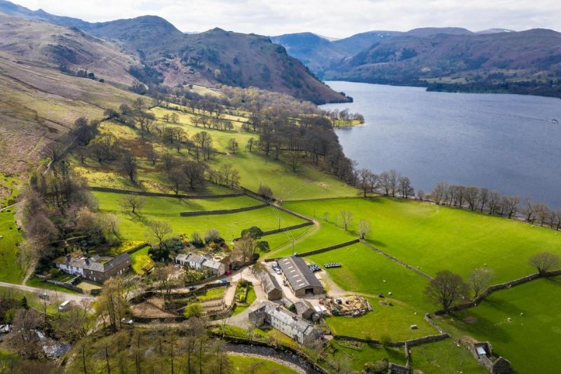 'Rare opportunity' to purchase 195 acre Lake District farm ...
