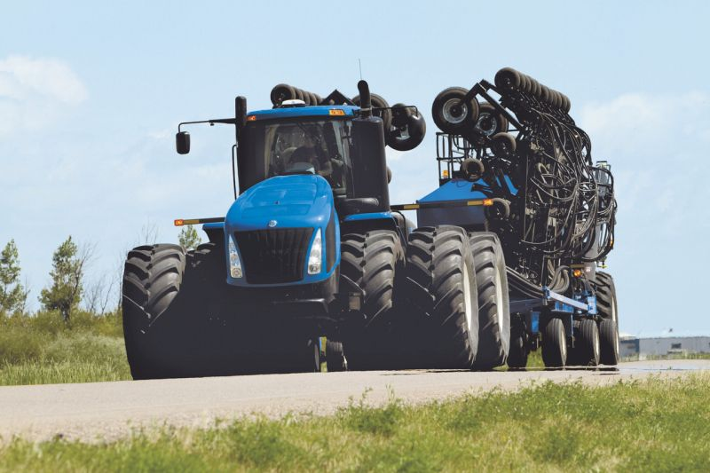 The 10 most powerful tractors in the world - FarmingUK News