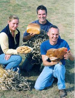 Wheat breeding team tops trials