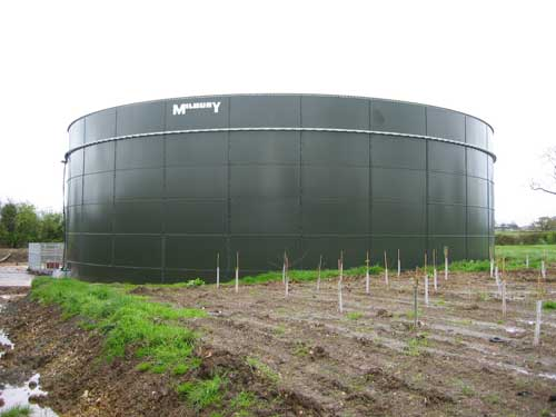 Hydrogen Storage Tank >> Slurry solutions at Stoneleigh - Farming UK News