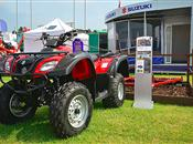 Suzuki starts off year by exhibiting at ...
