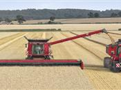 Case to show world's largest combine hea...
