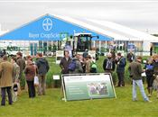 Crop innovations take centre stage at Ce...
