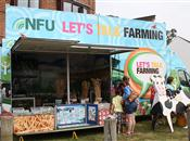Johnny Ball NFU Roadshow visits Royal We...