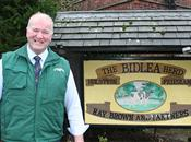 Dairy farmer Ray Brown is NFU Cheshire's...