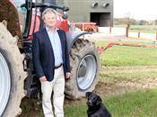 Shropshire farmer elected CLA Chairman