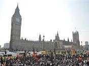 Major London farm protest now has a date...