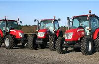 Host of new McCormick tractors at LAMMA