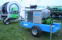 Bauer irrigation diesel pumps feature at LAMMA