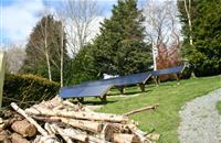 Pembrokeshire farm highlights benefits of solar power but stresses improvement to infrastructure