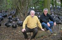 British turkey company visits New York on a Thanksgiving sales mission