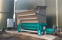 AD plants fed and mixed fast and effectively with Borger's new Powerfeed DUO