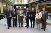 Dairy Crest celebrates 20 years as a listed company by opening the market at the London Stock Exchange