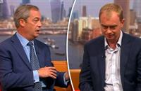 Brexit will make food cheaper, Farage says