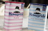 Homepride Flour campaign promotes its use of 100 per cent British wheat
