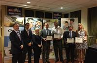 The dairy industry celebrates the UK doorstep industry