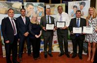 Milk champions win coveted dairy industry award