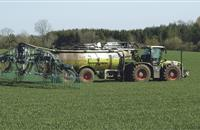 Poor ground conditions prompts farming union to issue warning about slurry