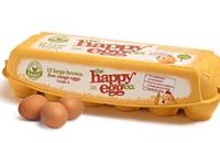 Free range egg brand spends £5.2m on new TV campaign