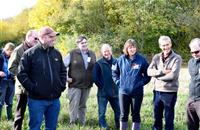 Farmers come together to find best method to terminate cover crops rather than glyphosate