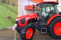 LAMMA 2017: Kubota show off M5001 series and MGX tractors