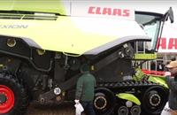 LAMMA 2017: Claas shows off latest additions to cereals and green harvest ranges
