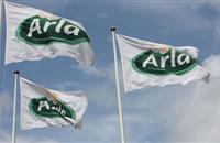 Milk prices 'back on track' says Arla chief executive