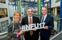 Rural charity receives £7,387 at NFU 2017 to help farmers in need