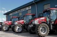 Tractor sales in UK begin to increase after period of decline