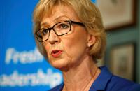 Big Tory win at general election could mean end of Leadsom