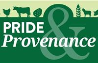 NFU unveils 'Pride & Provenance' campaign at Great Yorkshire Show
