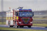 Ten fire engines battle huge farm blaze in Surrey